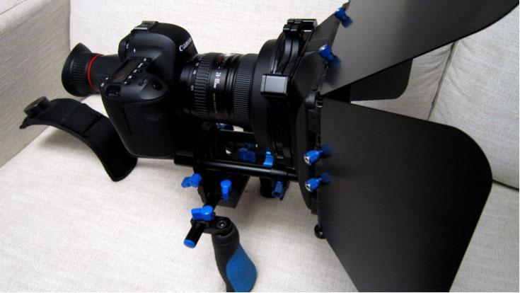 How To Setup a Canon 6D DSLR for Video