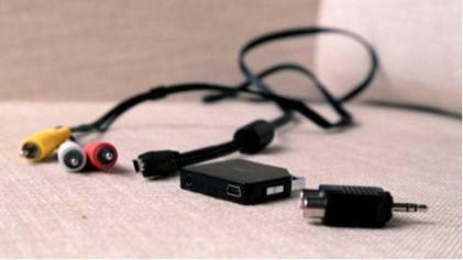 Additional headphone monitoring kit required