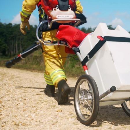 Arcus Fire Caddy promo f