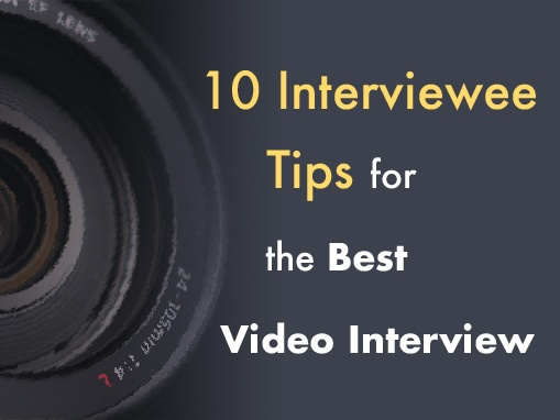 10 Interviewee Tips 43