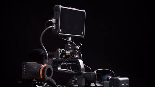Build a Shoulder Rig for the Canon C100 Mark II: Inferno on C100 rig