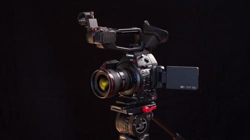 Canon C100ii basic kit